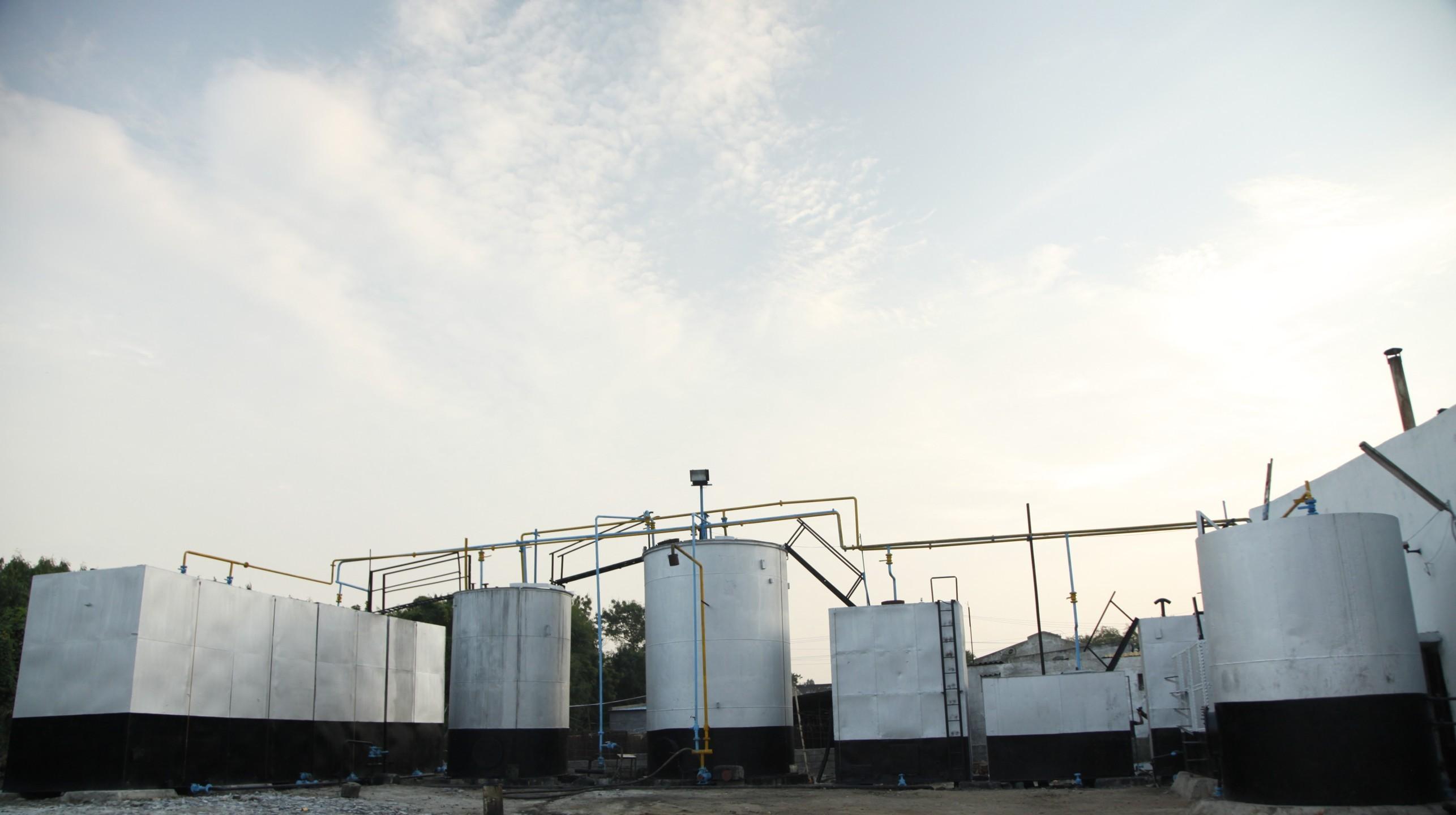 Hargun Agro Storage Container